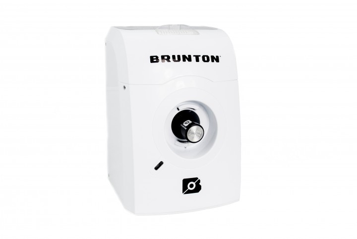 Brunton Ladestation für Patronen zur Brennstoffzelle für 1 Patrone, weiß