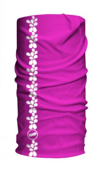 HAD Tuch Reflective Kids 'Diva Neon pink'