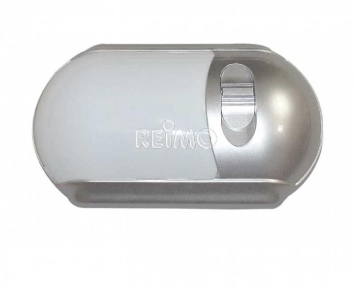 LED Aufbau Deckenlampe mit Dimmer