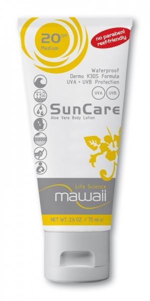 Mawaii 'SunCare' SPF 20 75 ml