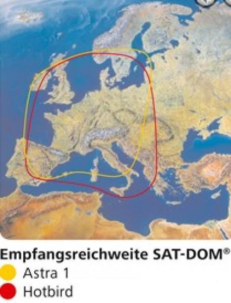 Ten Haaft Sat-Anlage Oyster SAT-DOM CI+