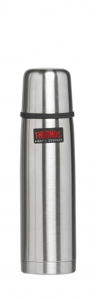 Thermos Isolierflasche 'Light & Compact' 0,35 L, edelstahl
