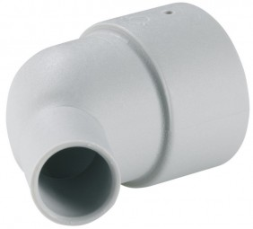 Truma Eckdüse EC 35 mm grau für Warmluftverteilung