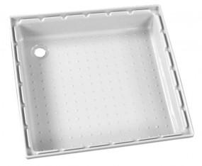 Duschwanne 65 x 65 cm weiß