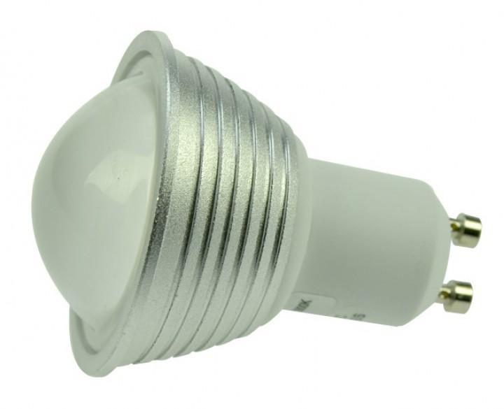 LED 9 SMD LED Spot GU10 dimmbar