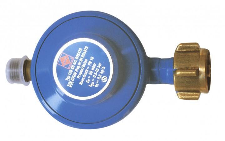 Campingaz Regler, 50 mbar, 1 Kg/h CA Nr. 32420