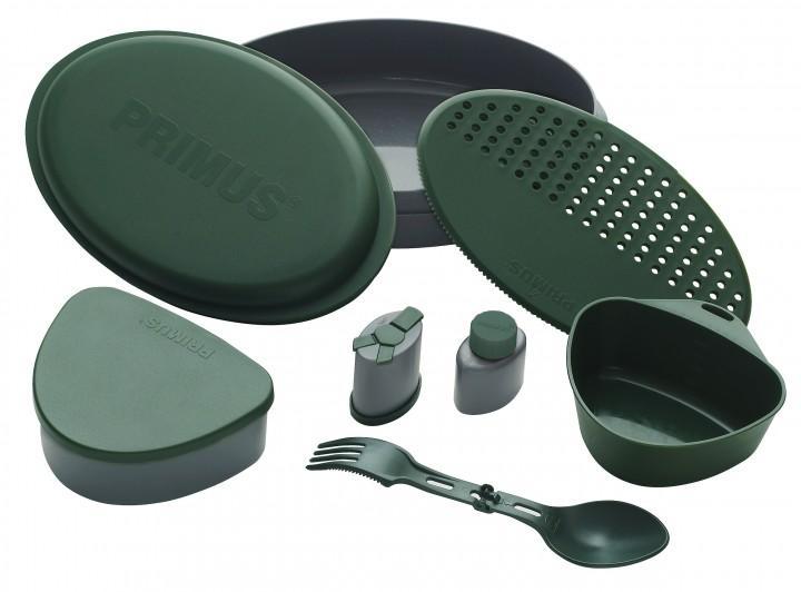 Primus Essgeschirr Set grün