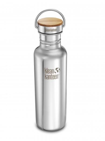 Klean Kanteen Flasche Reflect poliert 0,8 L