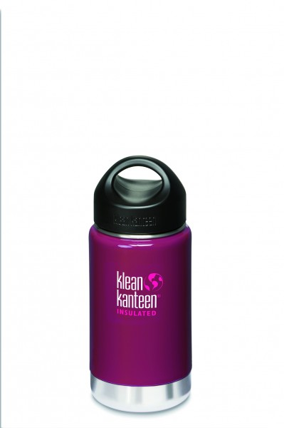Klean Kanteen Flasche 'Insulated' himbeer, 0,355 L