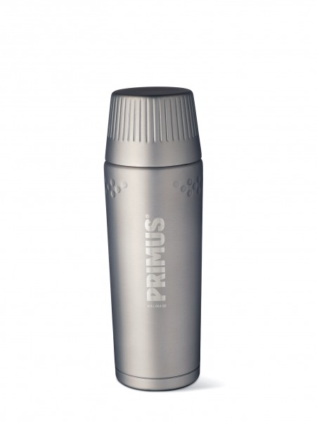 Primus Thermoflasche 'Trailbreak' stahl, 0,75 L