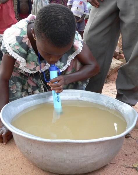 LifeStraw Wasserfilter Personal
