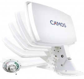 Sat-Antenne Camos Top Twin