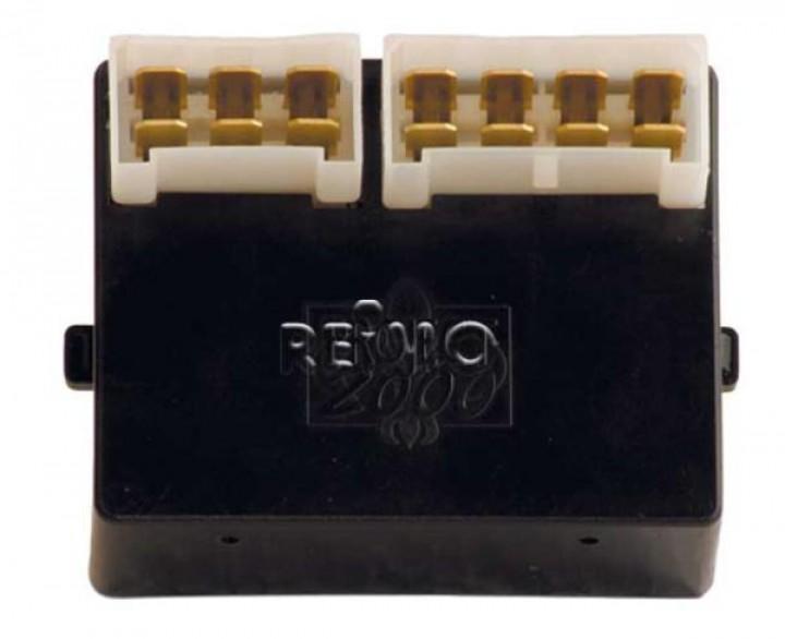 Project 2000 Schaltbox für Doppel-Trittstufen