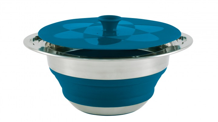 Outwell Topf 'Collaps' 2,5 l blau