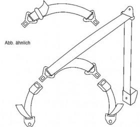 3-Punkt-Spezial-Sicherheitsgurt Gurtlänge 3,6 m