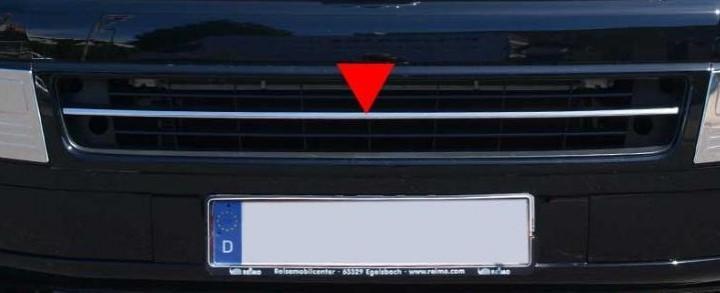 Vordere Stoßstangenzierleiste VW T5 ab 2010