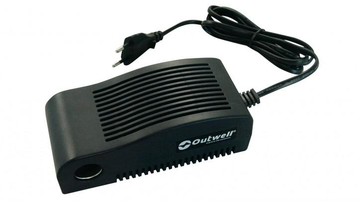 Outwell Transformator zu 'ECOcool' 230 auf 12 V