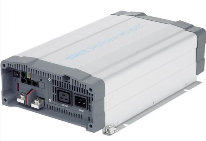 WAECO Sinus-Wechselrichter SinePower 24 Volt-3500 Watt