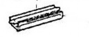 Dometic Seitz Griffe für Rastrollo 2000
