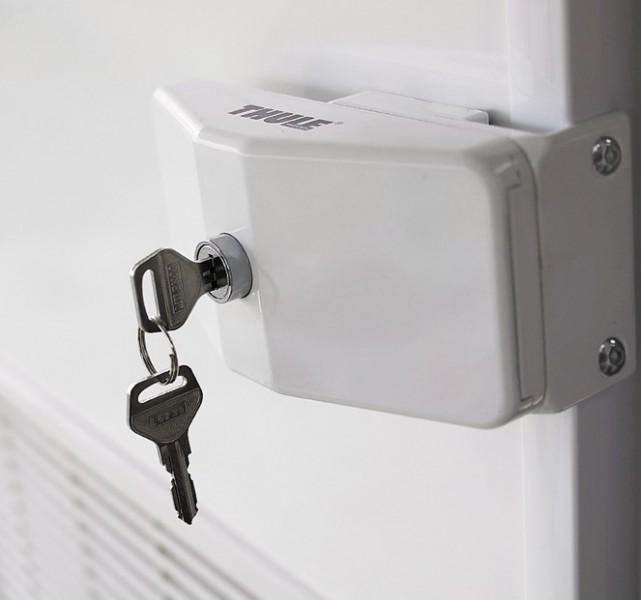 Thule Door Frame Lock weiß