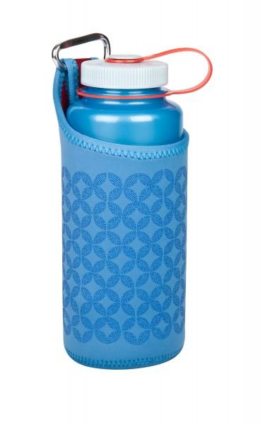 Nalgene 'Bottle Clothing' blau