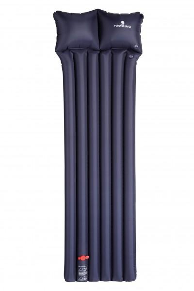 Ferrino Luftmatratze 6 Tube mit Kopfkissen