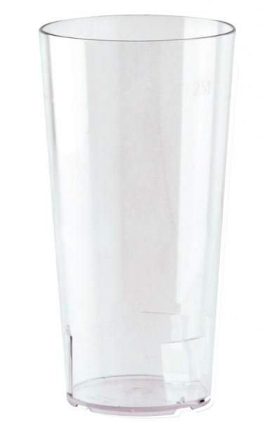 WACA Trinkbecher 0,3 l transparent