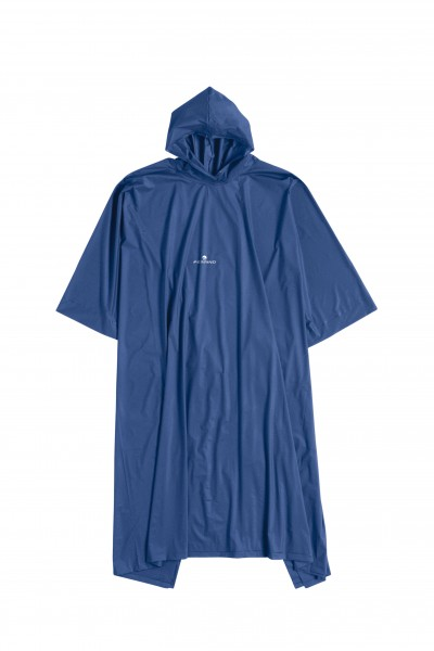 Ferrino Poncho 130 cm, blau