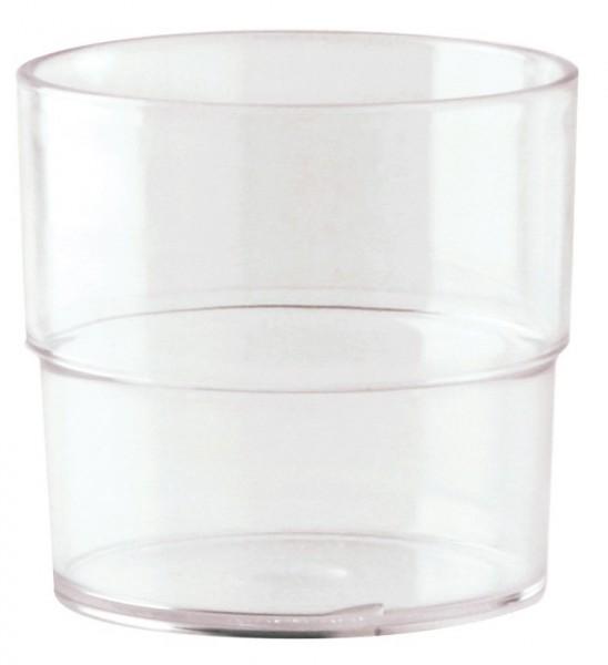 Trinkglas SAN transparent 250 ml
