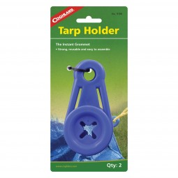 Coghlans Tarp Holder Klemmen 2er Pack