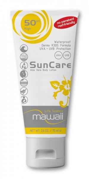 Mawaii 'SunCare' SPF 50 75 ml