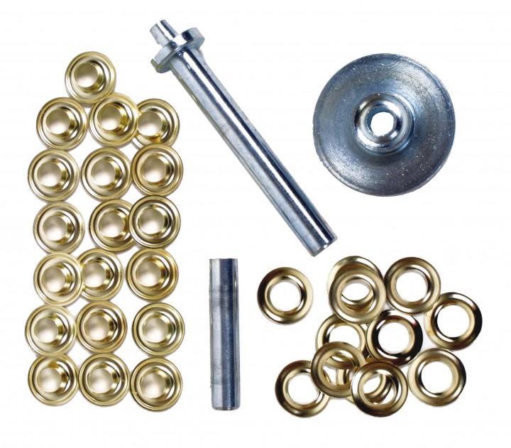 Coghlans Metallösen mit Werkzeug