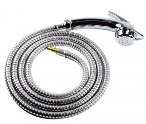 Brausearmatur Charisma mit Schlauch und Stecknippel für Wassersteckdosen