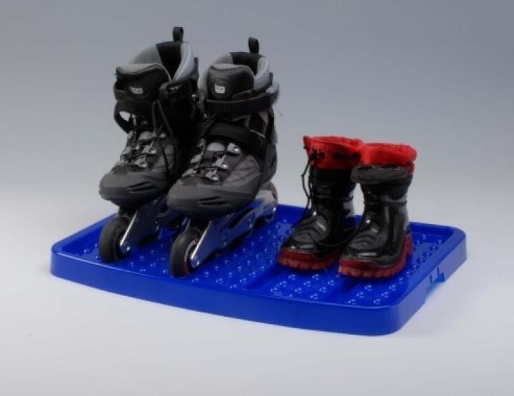 Schuhabtropfschale für Schuhe schwarz