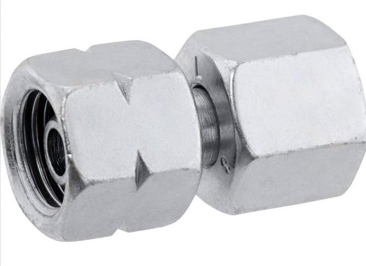 Verbindungsstück Gerade 8 mm G 1/4 LH-ÜM x RST 8