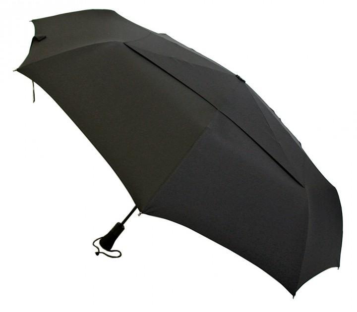 ShedRain Regenschirm 'WindPro Automatic' L schwarz, 38 cm