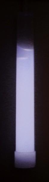 Knicklicht, 15 cm weiß