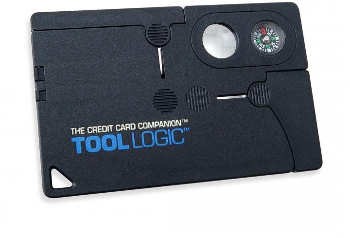 ToolLogic 'CreditCardCompanion' schwarz