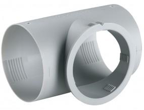 Truma Lüfter T/LT für 65-72 mm grau für die Warmluftverteilung