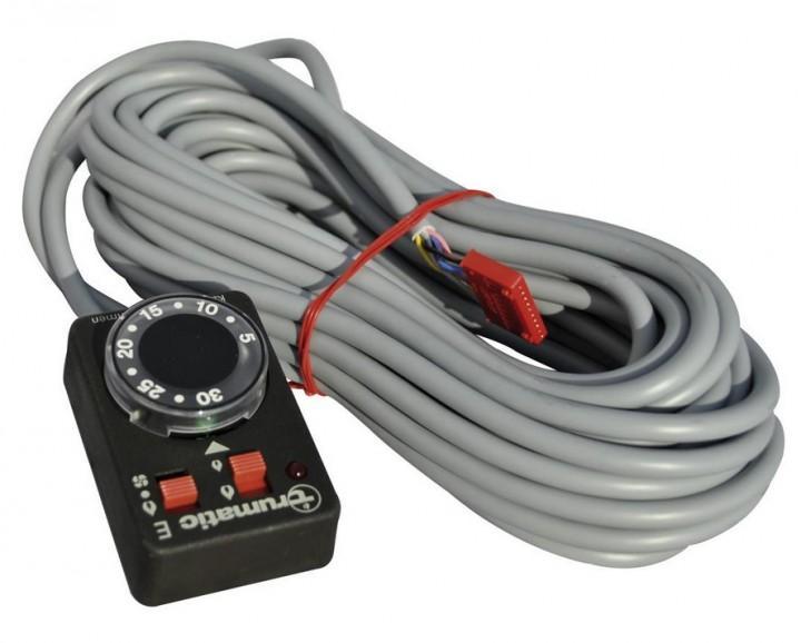Bedienteil Aufputz bis 04/02 kplt. 10 m Kabel für Trumatic E 2400