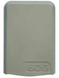SOG Ersatzteil Filtergehäuse dunkelgrau