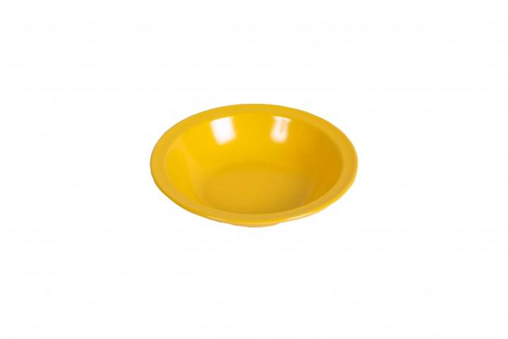 Waca Melamin, gelb Teller tief Ø 20,5 cm