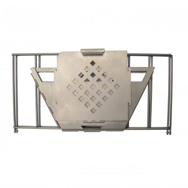 Vargo Fire Box Grill Titan
