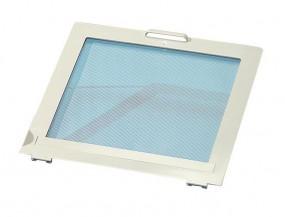 MPK Moskitonetzrahmen für Dachhaube 400x400 mm weiß