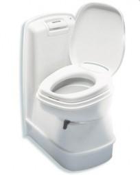 Cassetten Toilette C-200 CW weiß