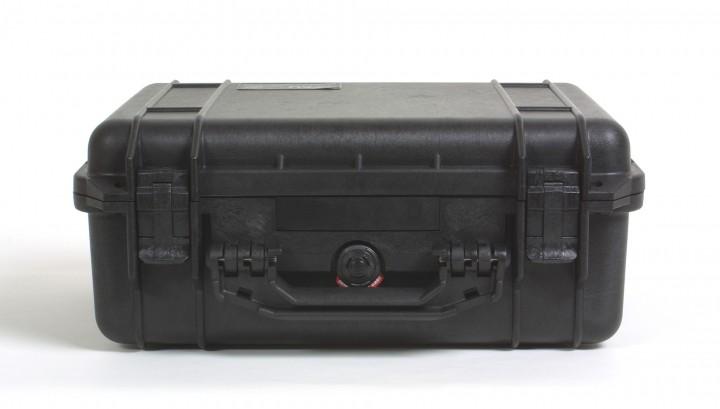 Pelibox 1450 schwarz ohne Schaumeinsatz
