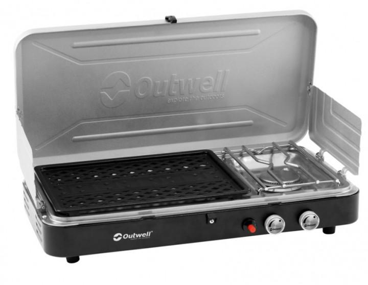 Outwell Chef-Cooker 2-flammig
