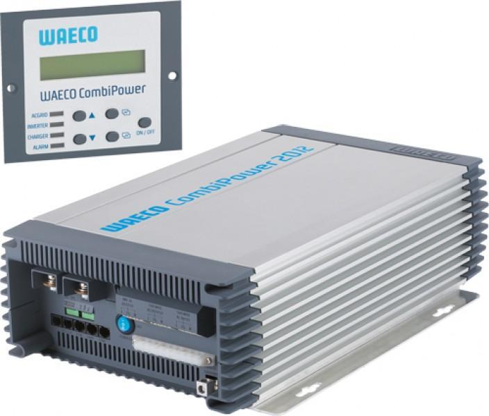 WAECO CombiPower 2012 Sinus Wechselrichter mit Automatiklader 12V