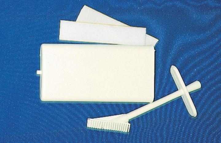 Toilettenbürste für alle Campingtoiletten