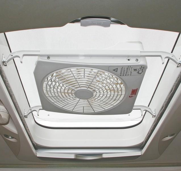 Fiamma Dachhauben Ventilator Turbo Kit